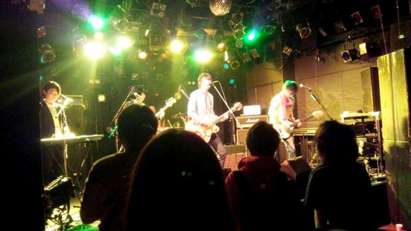 2014 1/26 Zest for Living – vol.2 (@渋谷TAKE OFF 7)ライブ写真