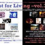 2014 7/19, 21 Zest for Living – vol.3&4